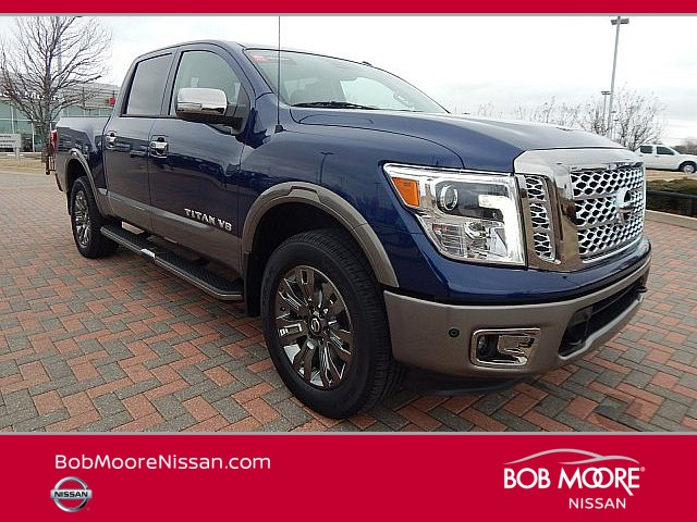 Certified Pre-Owned 2019 Nissan Titan Platinum Reserve