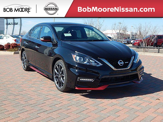 New 2019 Nissan Sentra NISMO