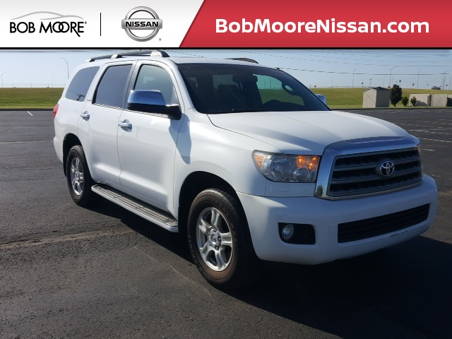 Pre-Owned 2008 Toyota Sequoia Limited